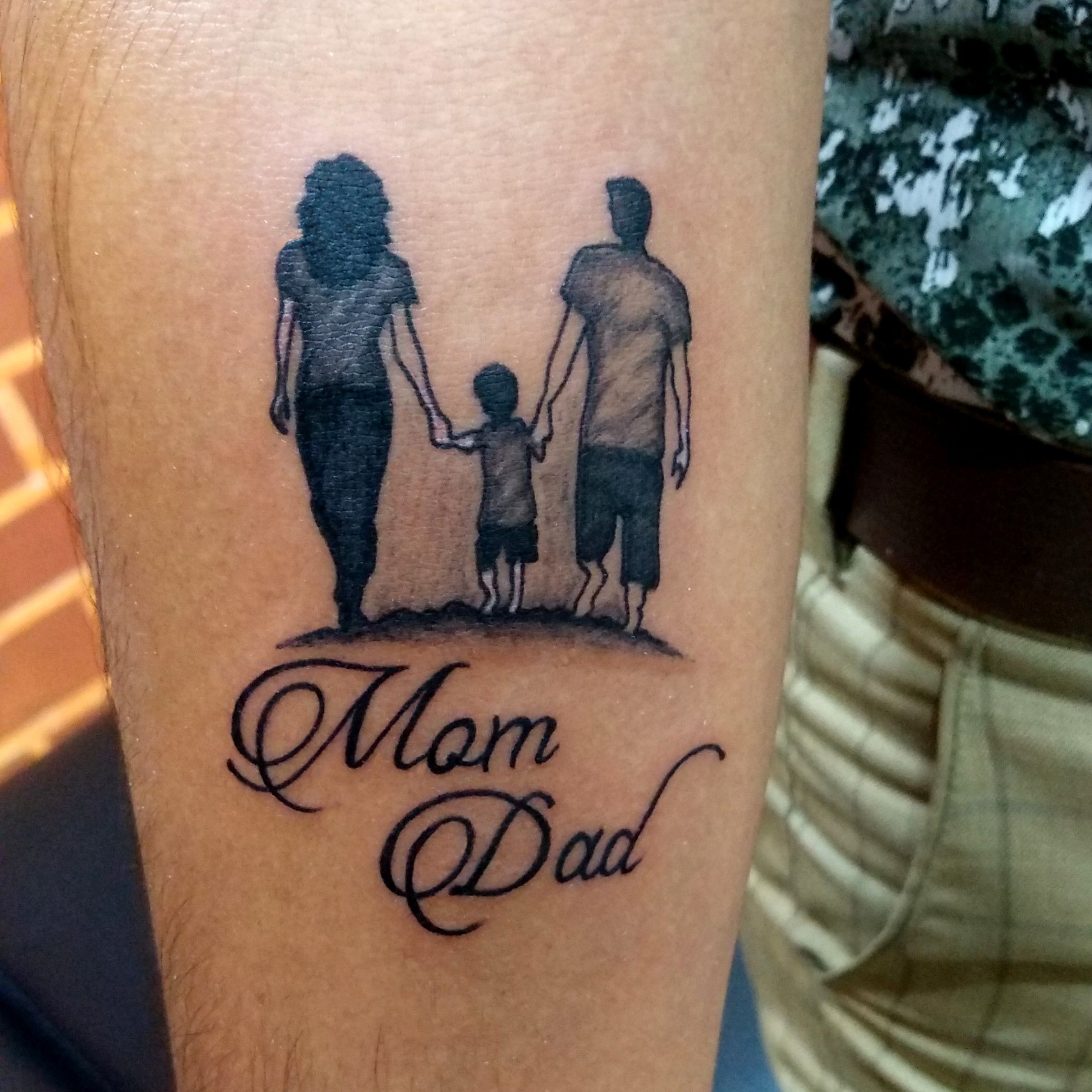 Mom Dad Tattoos Mom Dad Tattoo Designs Mom Dad Tattoos Dad Tattoos