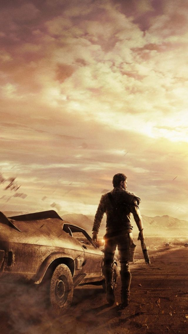 2014 Mad Max Game Mobile Wallpaper Mobiles Wall In 2019