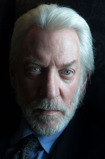Donald Sutherland is a Canadian actor whose film career ...