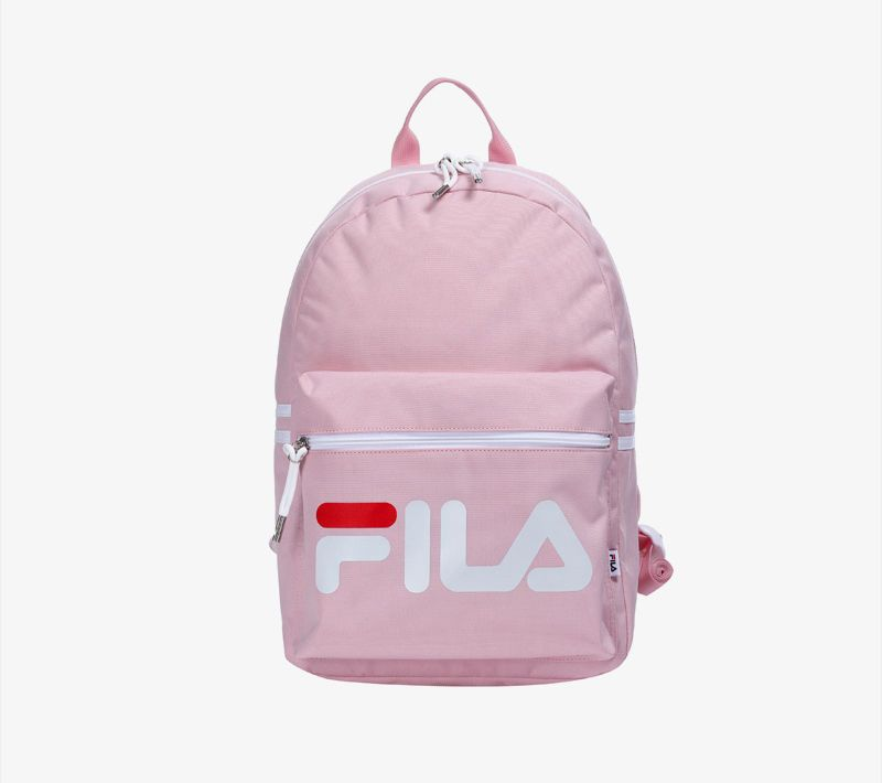 9d2ca4f2074c FILA Heritage Court Backpack Sports Back to School University Pink F3BPZ301   FILA  Backpack