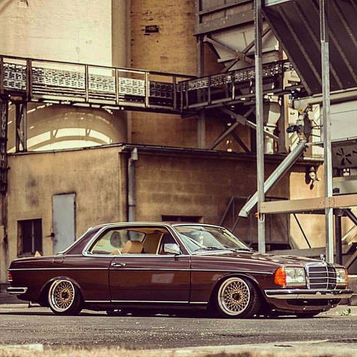 Mercedes 250e W123 Coupe Wheels Engeens Pinterest Mercedes