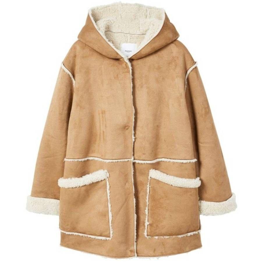 Manteaux : des peaux lainées pour passer l'hiver au chaud