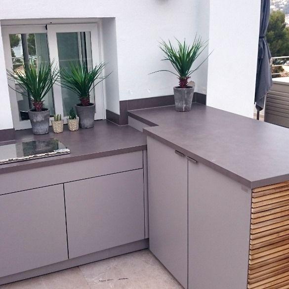Outdoor Kuche Aussenkuche In 2019 Kitchen Kitchen
