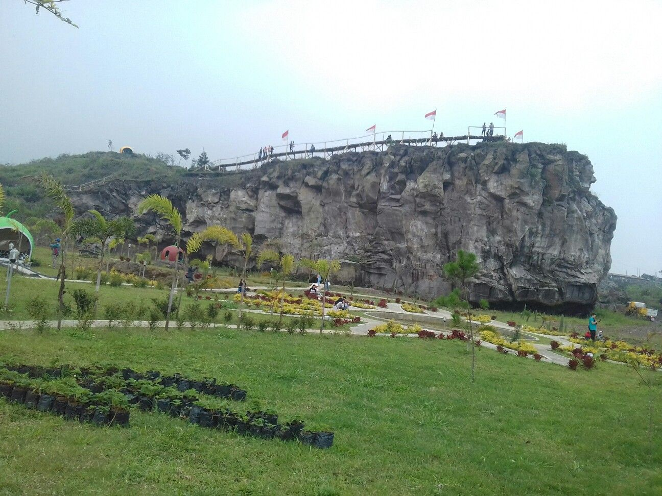 Taman Cisantana Cigugur Kuningan Jawa Barat Fotografi Perjalanan Perjalanan Fotografi