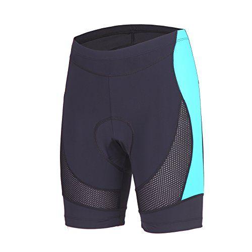 Short Cycliste 3D rembourr/é BEROY Cuissard de Cyclisme Confortable pour Homme