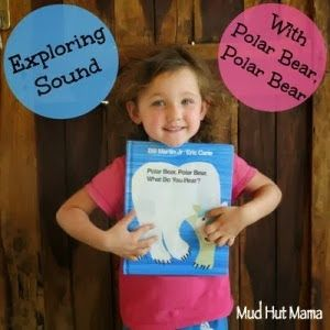 HearSayLW: Children's Literature for Auditory Development - Brown Bears and Polar Bears