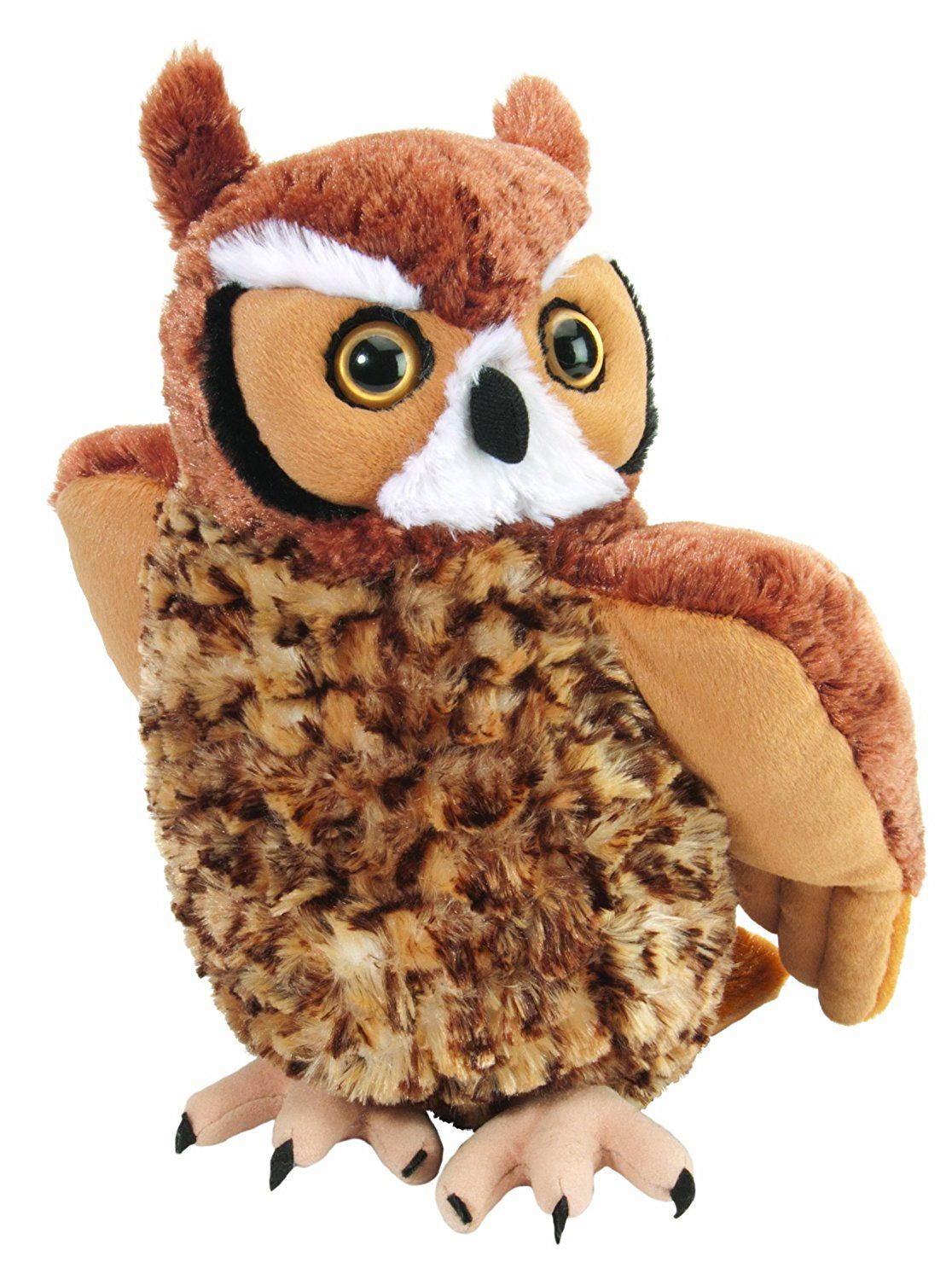 13 Oo To 15 Oo Wild Republic Realistic Owl Stuffie Online Comps