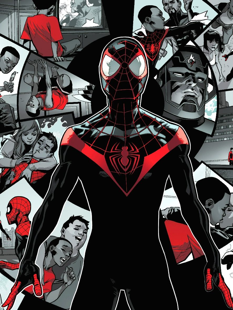 Miles Morales Spider Man Miles Morales Spider Man Spide