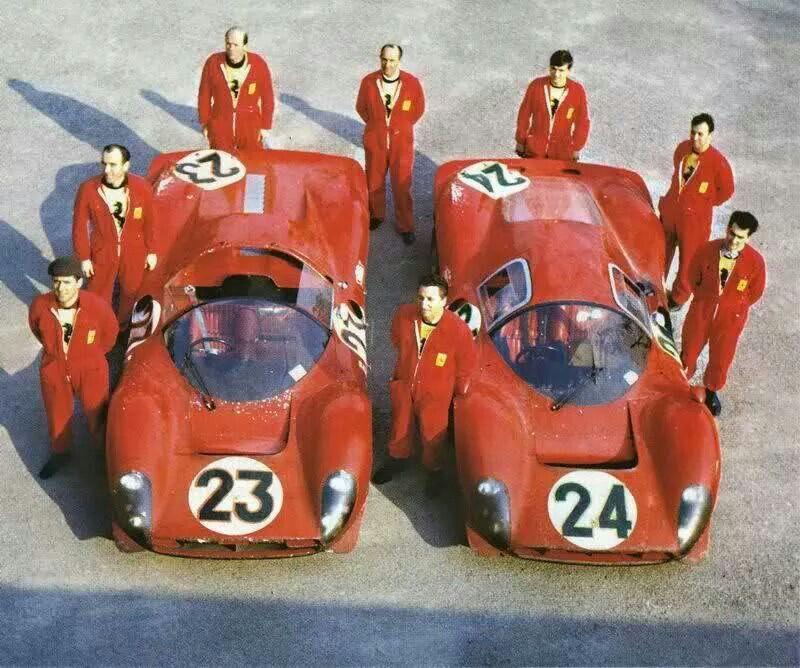 1967 ferrari racing ferrari