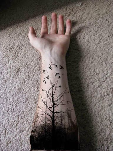 Epingle Par Tattoo Egrafla Sur Tatouage Arbre Pinterest Tipo De