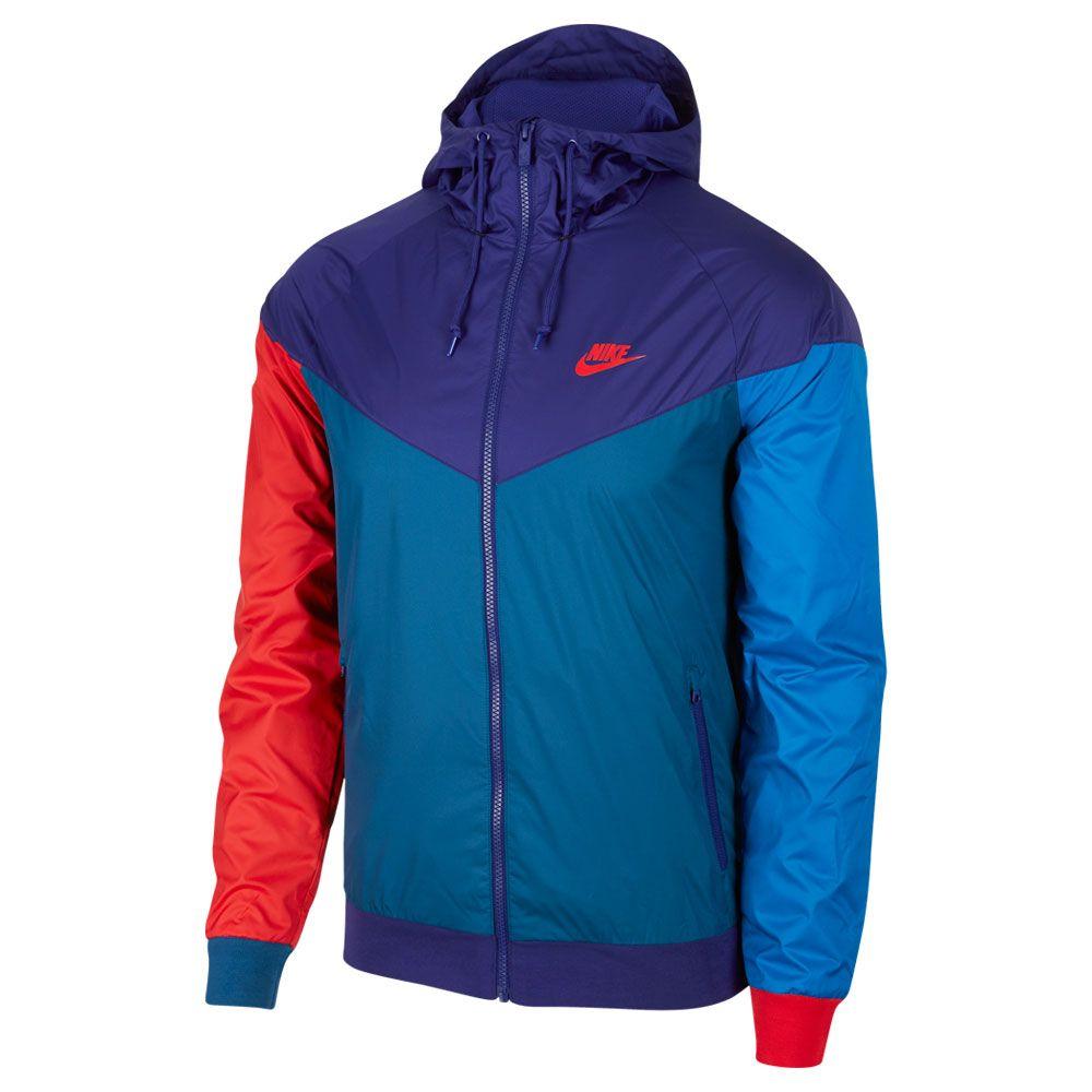 44a4e6673a Jaqueta Nike Windrunner Masculina