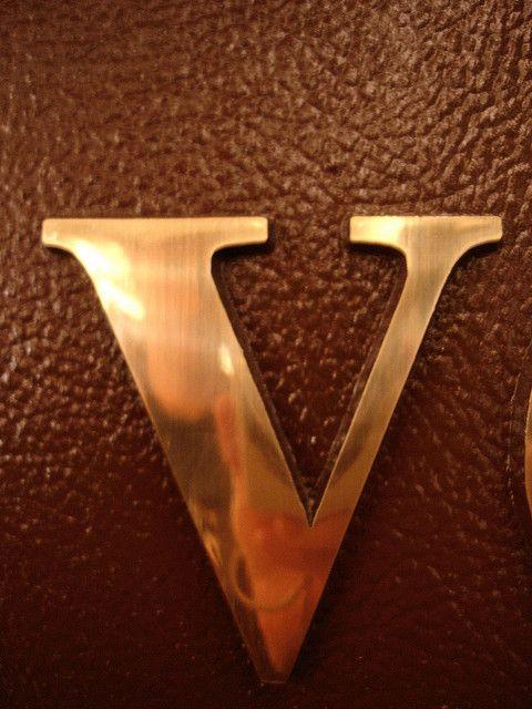 The Letter V by merfam, via Flickr