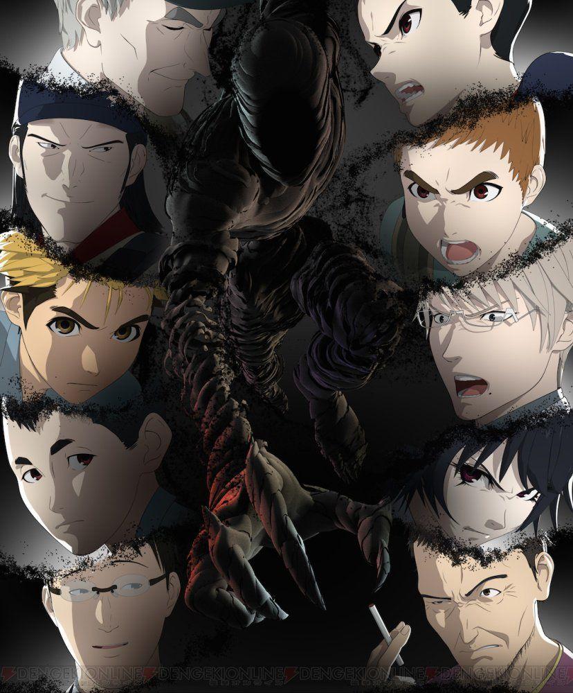 Ajin 2nd Season /// Genres Action, Horror, Mystery