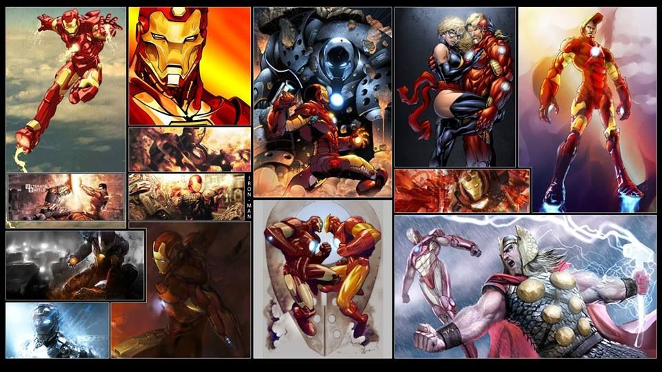 Cool Iron Man pic