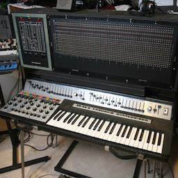Another Analog Synth Old School Synthesizer Electronic Music Instruments Music Recording Equipment