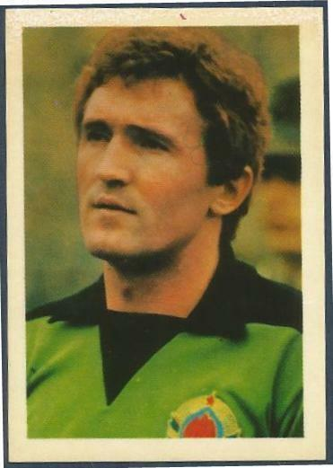 #285-YUGOSLAVIA-DRAGAN PANTELIC FKS WORLD CUP SPECIAL-SPAIN 82