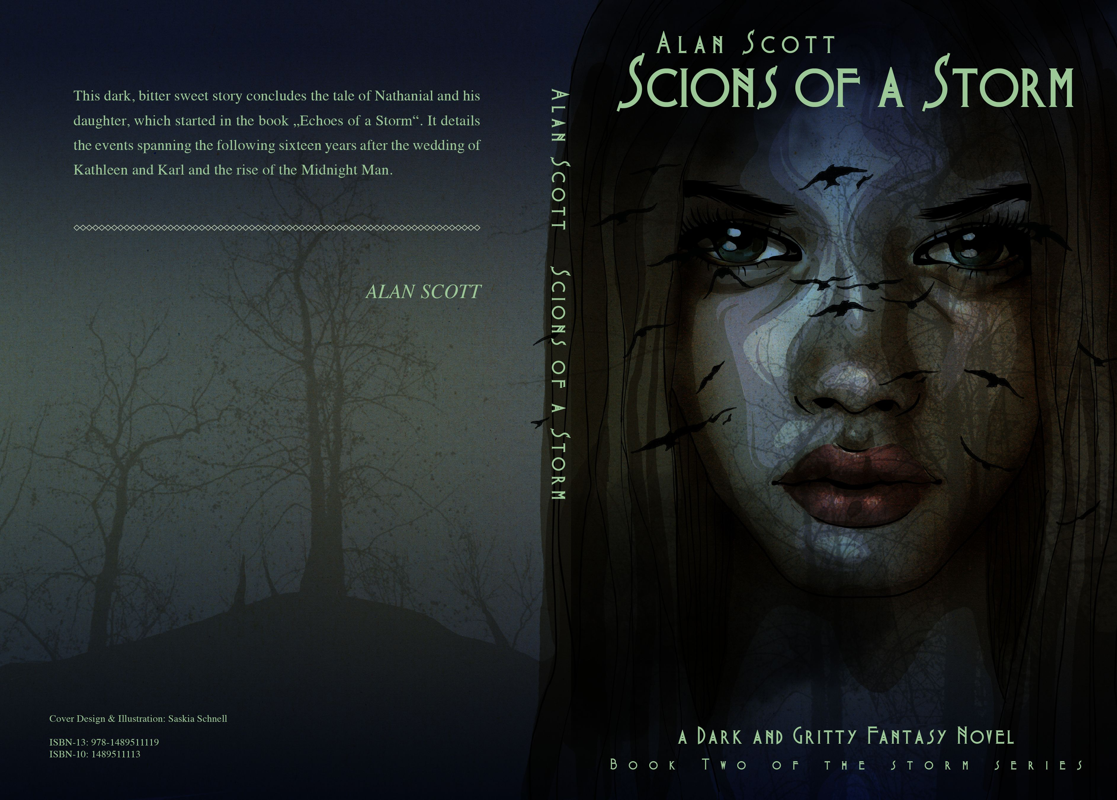The second book in the Storm Series