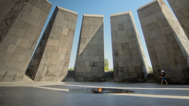 Museo del genocidio armenio by Marina & Enrique, via Flickr