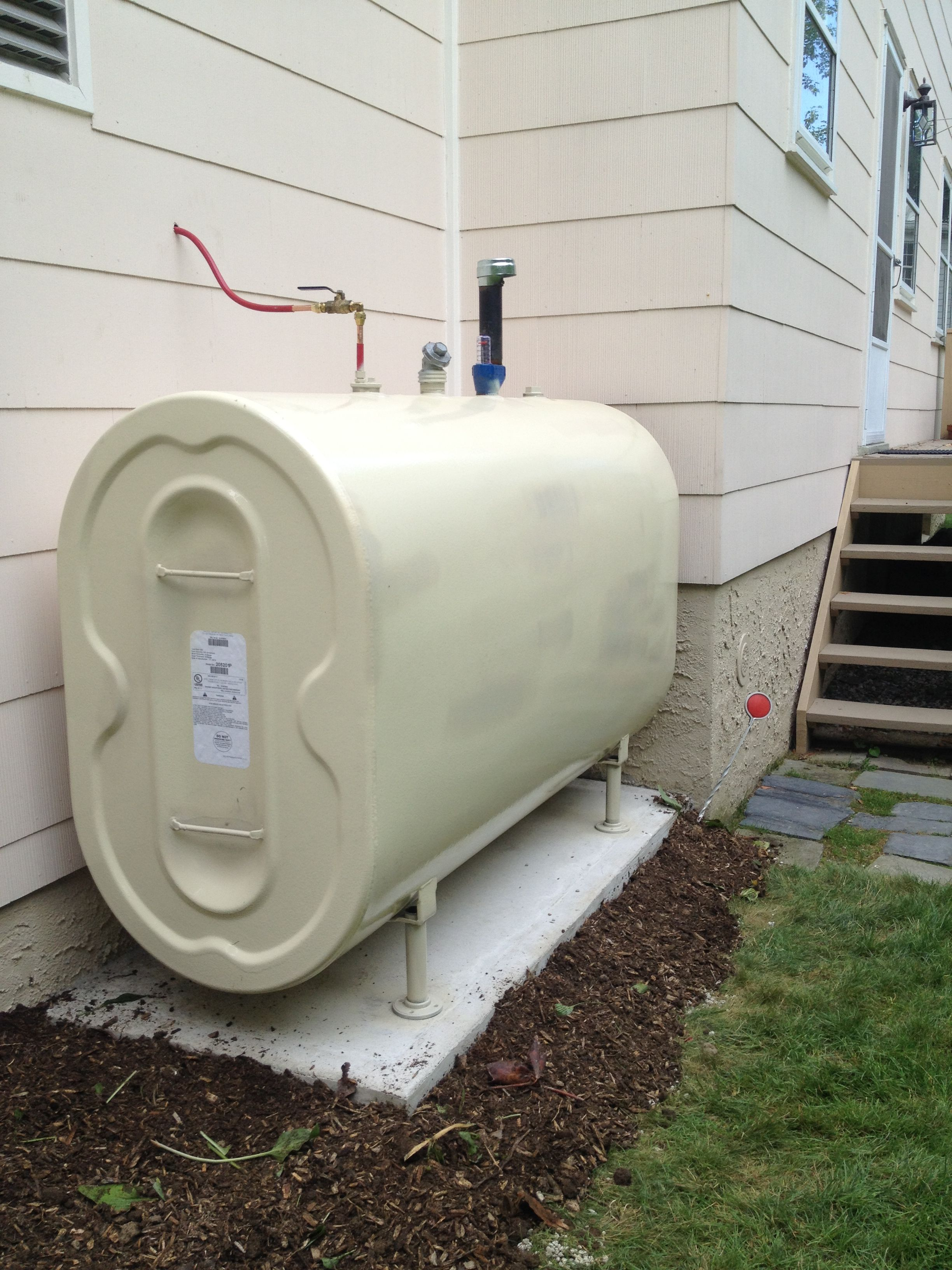 Pin By Barrier Contracting On Above Ground Oil Tanks Storage Storage Chest Home Decor