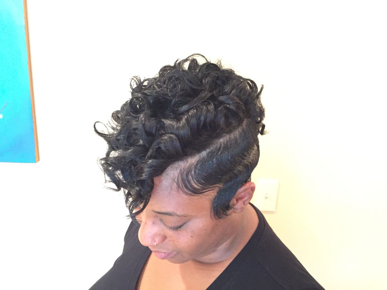 Hair By Lakeisha Michelle Book Online In La Shorthairdivazla Com Cool Hairstyles Hair Styles Hair