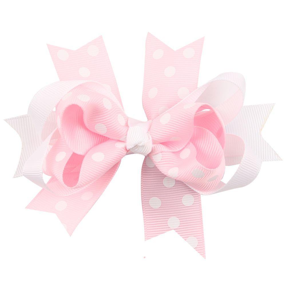 1 Pieces New Arrive Baby Bow Knot Girl Hair Clip Cartoon Flower Hair Clip Baby Headband Elasticity Accessories Tj Flower Hair Clips Ribbon Hair Bows Hair Bows