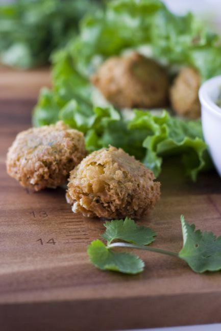 """Delight Gluten-Free on Twitter: """"#GlutenFree #Recipe of the Week: Falafel Lettuce Wraps with White Bean Puree - https://t.co/Z7OdWl8A1x https://t.co/waACiBDceI"""""""