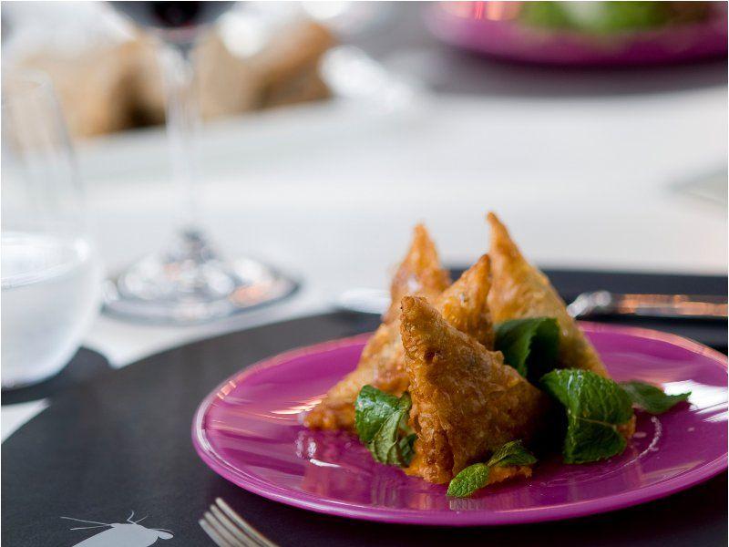 Gastronomía del hotel Barceló Raval