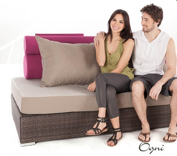Clio Lounge Day Bed