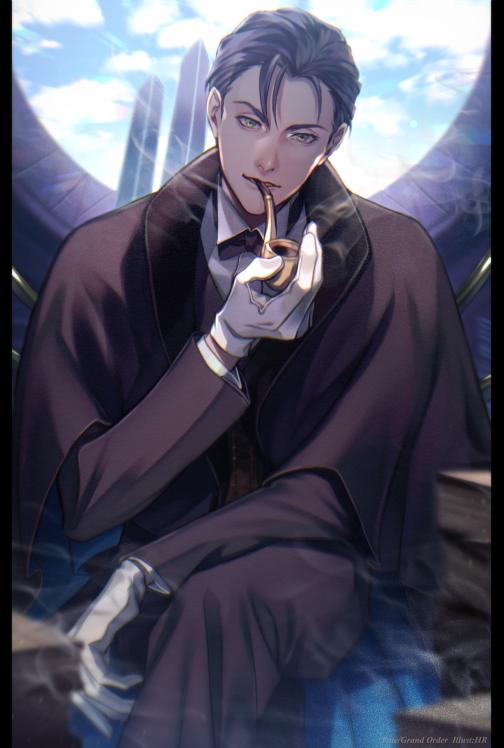 Sherlock Holmes【Fate/Grand Order】 | Sherlock holmes fate
