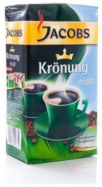 Jacobs Krönung Mild Ground Coffee 500g (17.6oz)