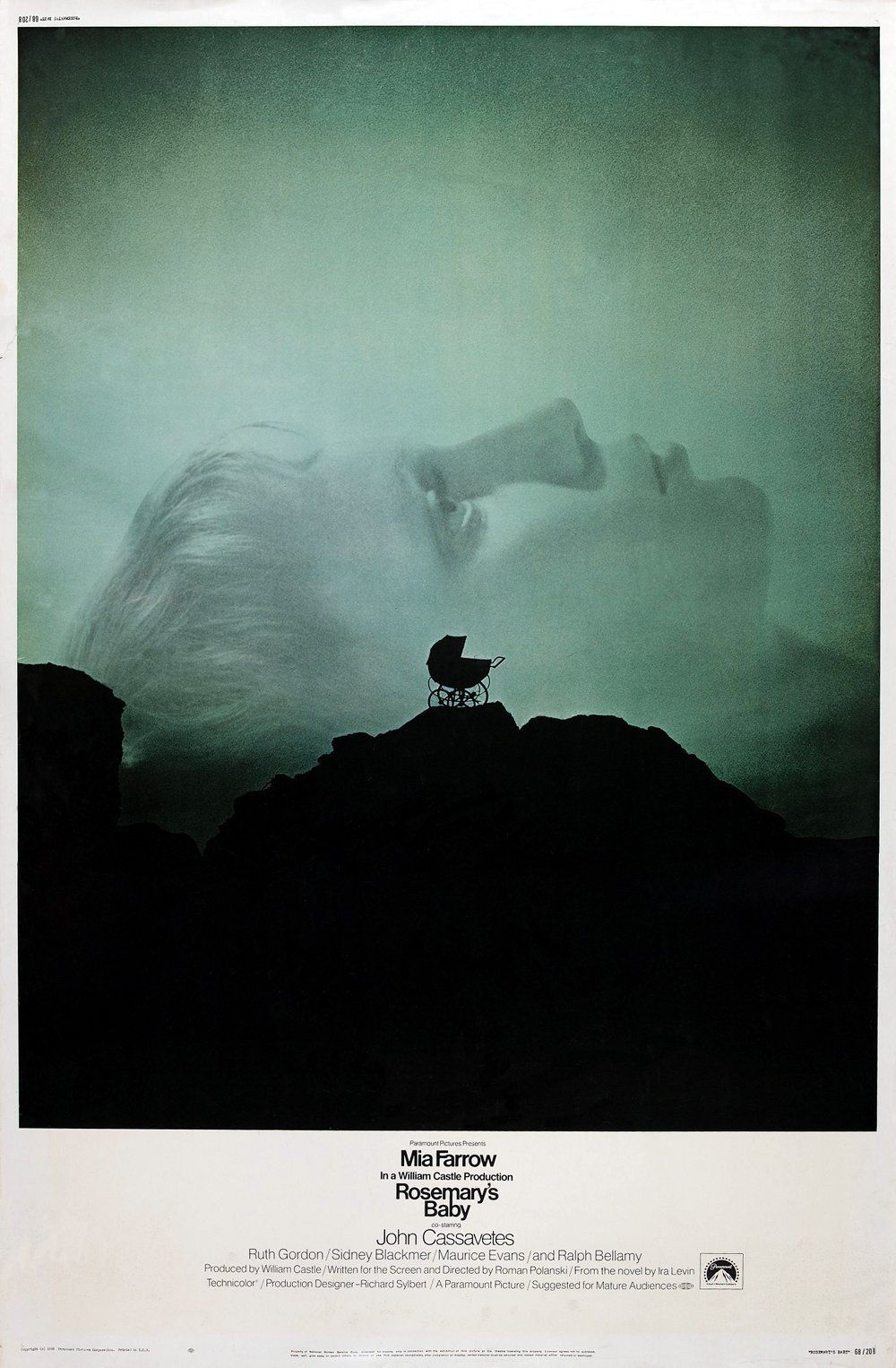 Farrow And Frankfurt rosemary s baby by stephen frankfurt cine
