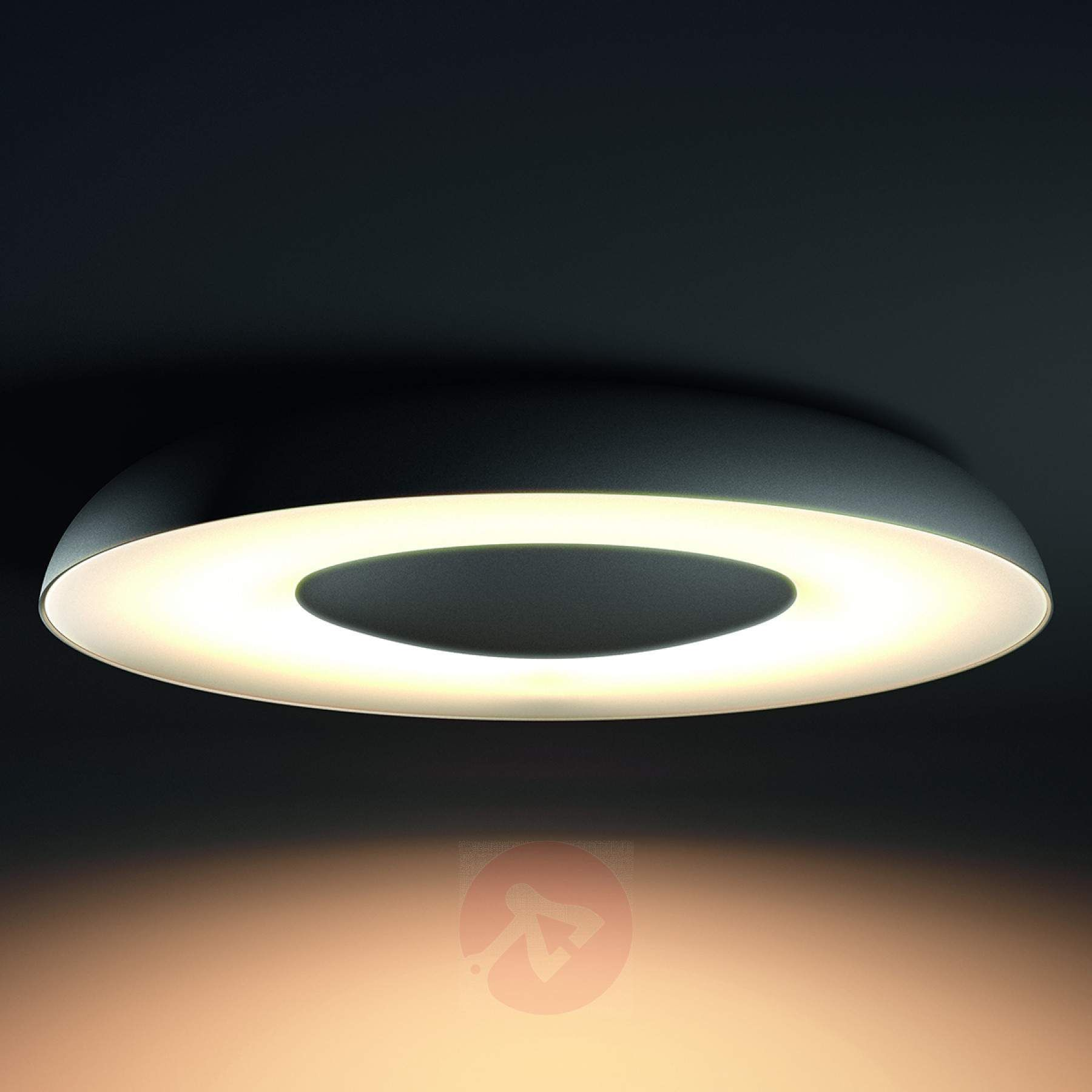 Steuerbare Led Deckenlampe Still Philips Hue 7531868 01 Led Deckenlampen Deckenlampe Lampe