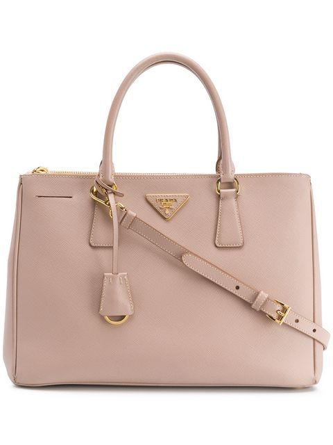 3ee2886156 Prada Vintage 2000 s Saffiano Leather Galleria Tote in 2019 ...