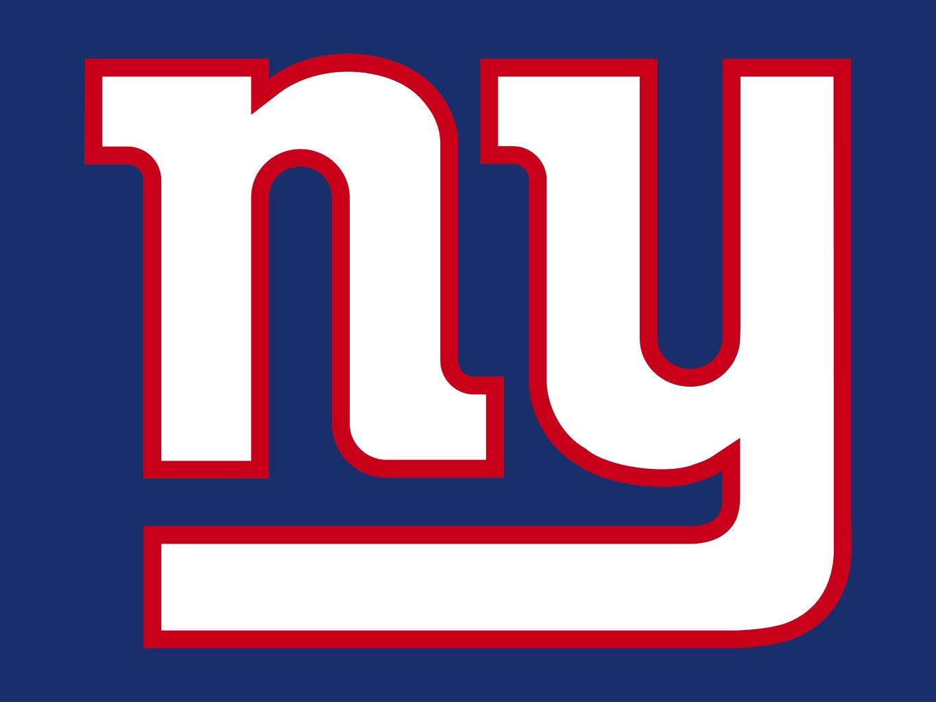 It is an image of Eloquent New York Giants Logos