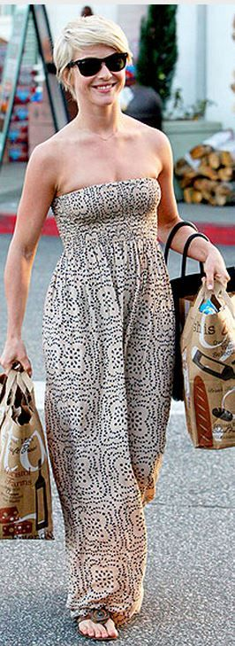 Cool change maxi dress