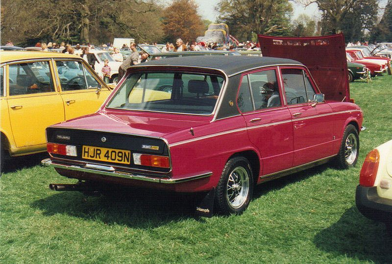 Alter Spint triumph dolomite sprint hjr 409n cars commercial vehicle and
