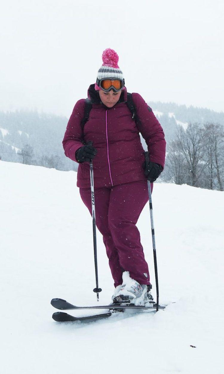 Ski Gear Culture Fashion Plus Size Winter Outfits Plus Size