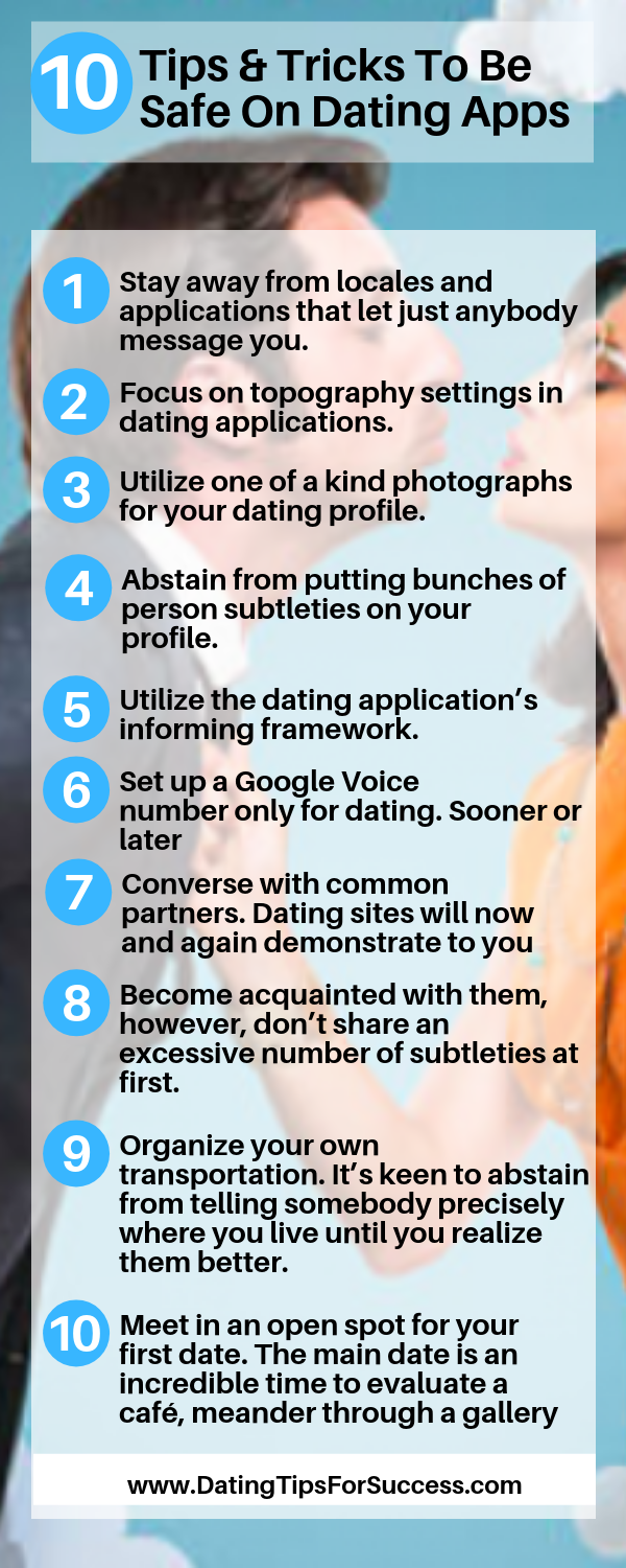 14 Tips and Tricks To Be Safe On Dating Apps Dating