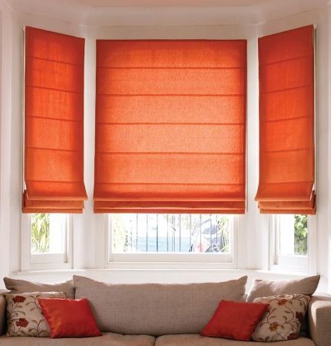 30 ideas de cortinas modernas venecianas estores y - Ver cortinas para cocina ...