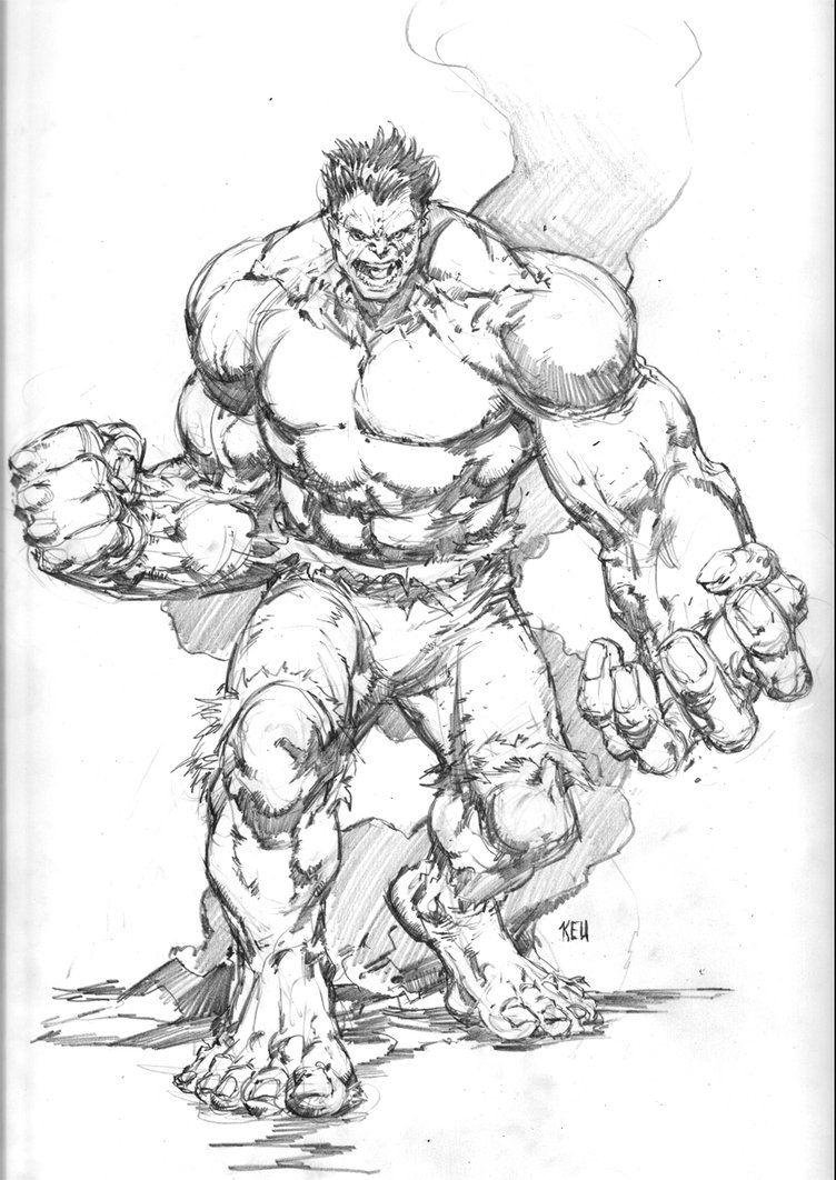 Best Incredible Hulk Artists | The Incredible Hulk by ...
