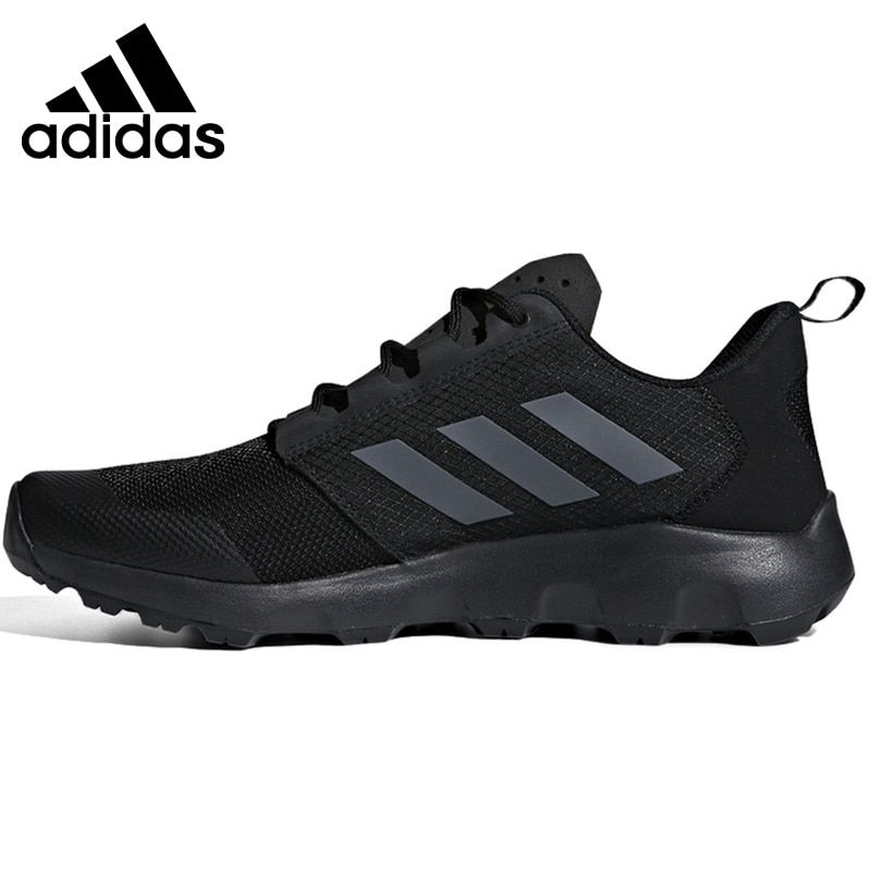 Original New Arrival  Adidas TERREX VOYAGER DLX Men'sHiking Shoes Outdoor Sports Sneakers , #men #cl...