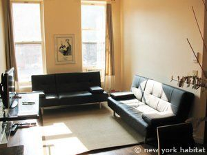 A Stylish Fully Furnished 2 Bedroom Apartment Located In Harlem Uptown Manhattan One Of Our Custom New York Apartment 2 Bedroom Apartment New York Apartments