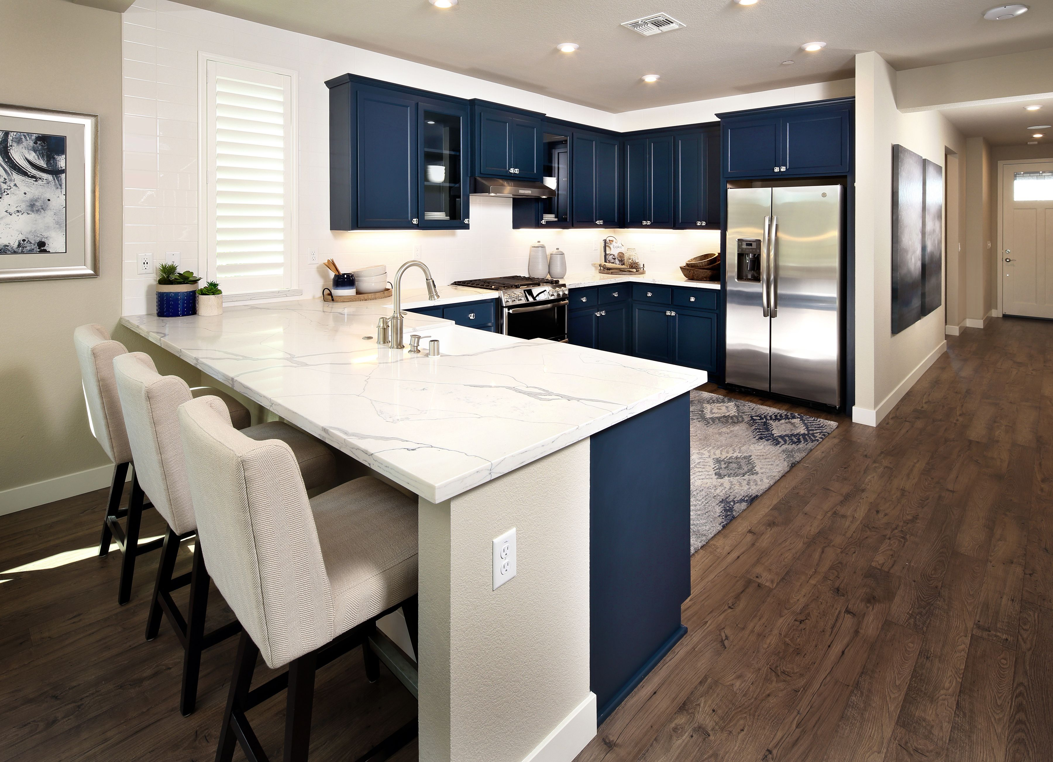 imagine cooking fall favorites here… kitchen newhomes
