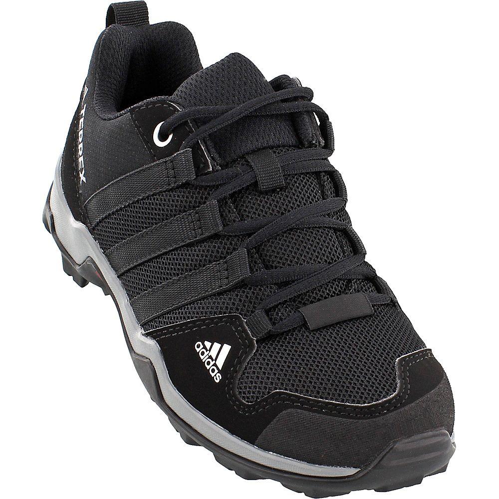 Adidas Terrex AX2R Junior Black Outdoors Walking Hiking Shoes