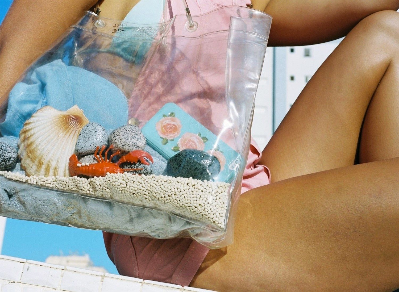 Dafy hagais sunset beach bag too cool for school