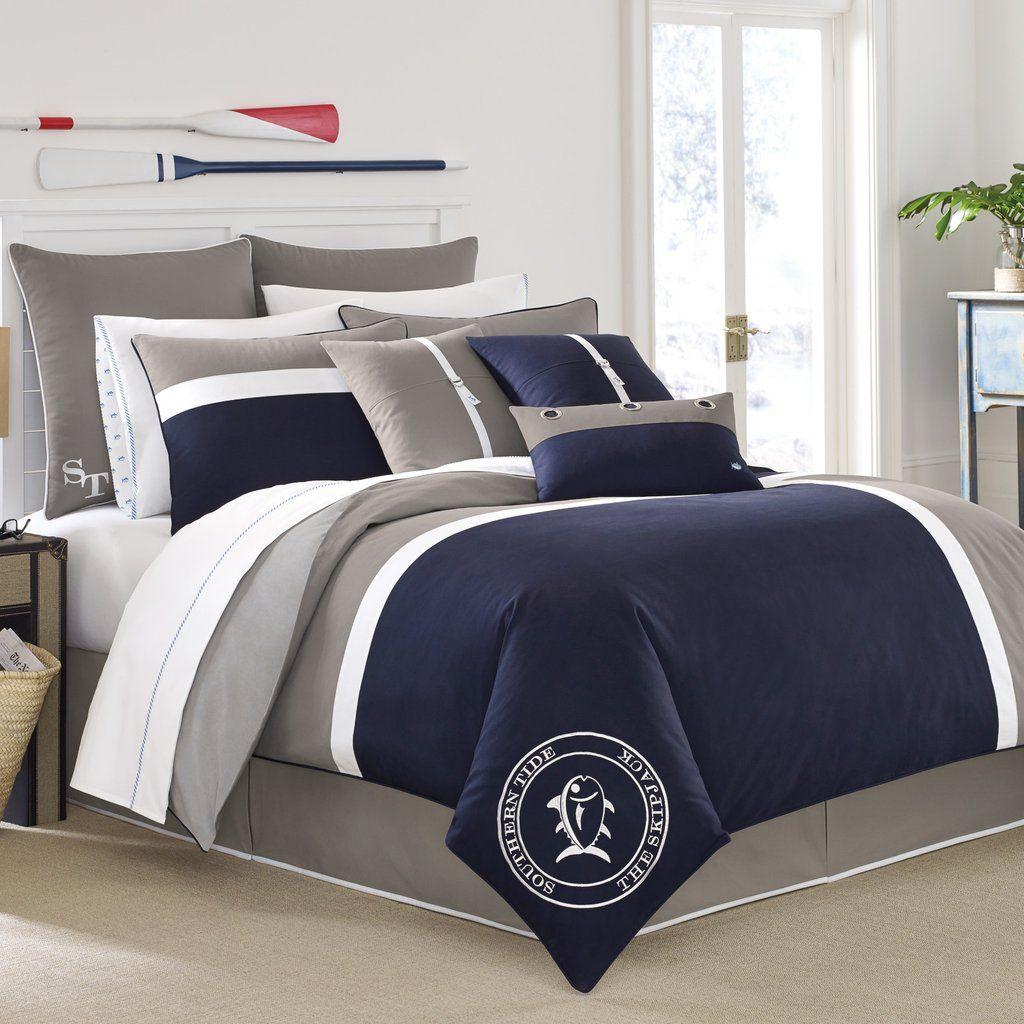 Starboard Reversible Comforter Set Comforter Sets Bed Comforter