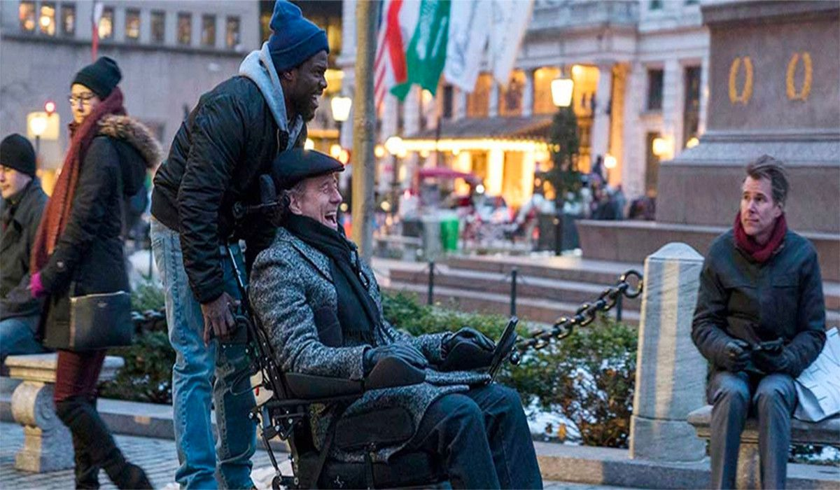 The Upside Movie Trailer The intouchables, Movies
