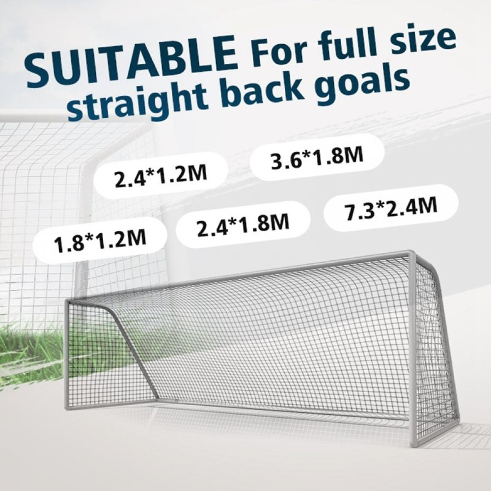 5 Sizes Goal Net Football Goal Net Goals Soccer Goal Post