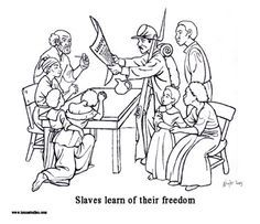 Juneteenth Coloring Sheets Google Search Cornbread Coloring