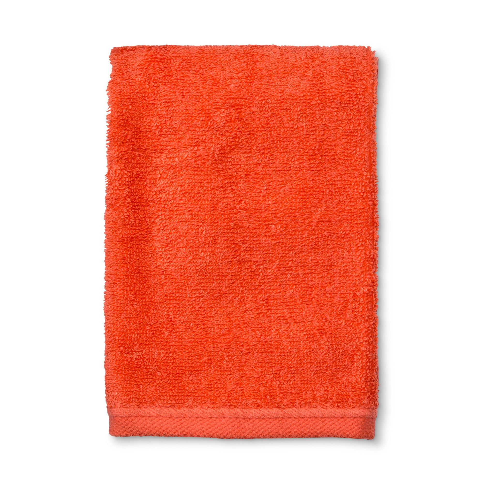 Solid Hand Towel Dreamy Tangerine Room Essentials